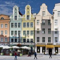 Отель Holland House Residence Гданьск спортивное сооружение