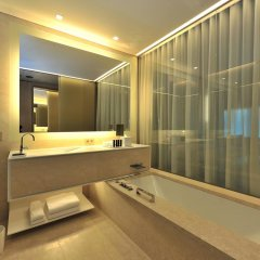 Отель Hyatt Centric Levent Istanbul 5* Стандартный номер с разными типами кроватей фото 3