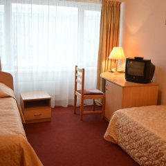 Гостиница Академическая Стандартный номер с различными типами кроватей фото 36