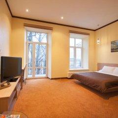 Geneva Apart Hotel 3* Люкс с различными типами кроватей фото 6