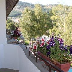 Отель Yagodina Family Hotel Болгария, Чепеларе - отзывы, цены и фото номеров - забронировать отель Yagodina Family Hotel онлайн балкон
