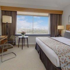 Отель London Hilton on Park Lane 5* Представительский номер с различными типами кроватей фото 6