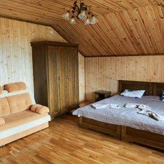 Гостиница Panskyi Kut комната для гостей фото 3