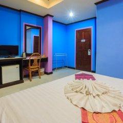 Отель The Grand Orchid Inn 2* Номер Делюкс разные типы кроватей фото 5