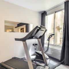 Отель Sweet Inn Apartments - Temple Франция, Париж - отзывы, цены и фото номеров - забронировать отель Sweet Inn Apartments - Temple онлайн фитнесс-зал