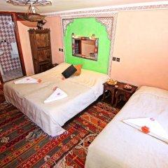 Отель Riad Atlas Prestige Номер категории Эконом с различными типами кроватей фото 3