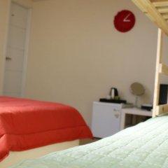 Отель Patio 59 Hongdae Guesthouse 2* Стандартный номер с различными типами кроватей фото 4