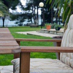 Отель Sand Resort балкон