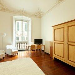 Отель Residenza D'Epoca di Palazzo Cicala 4* Стандартный номер с разными типами кроватей фото 4