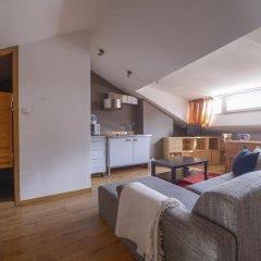 Отель Aparthotel Van Hecke Полулюкс с различными типами кроватей фото 2