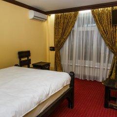 Гостиница Dniprovskiy Dvir 4* Стандартный номер двуспальная кровать фото 2