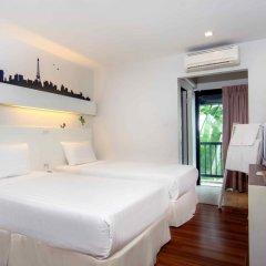 The Phoenix Hotel Bangkok 3* Номер Делюкс с различными типами кроватей фото 6