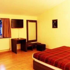 Hotel Central Люкс с различными типами кроватей фото 2
