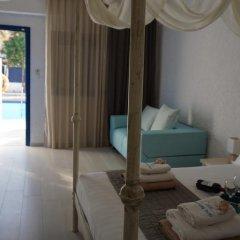 Отель Ariadni Blue 3* Стандартный семейный номер с разными типами кроватей
