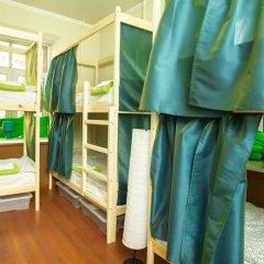 Грин Хостел комната для гостей фото 4