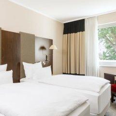 Hotel NH Düsseldorf City Nord 4* Стандартный номер разные типы кроватей фото 14