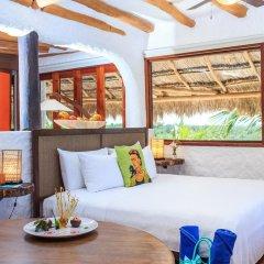 Отель Las Nubes de Holbox 3* Люкс с различными типами кроватей фото 5