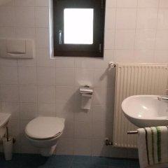 Отель Bruggenwirt Goldrain Силандро ванная