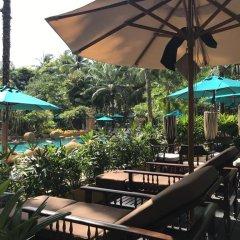Отель Avani Pattaya Resort балкон