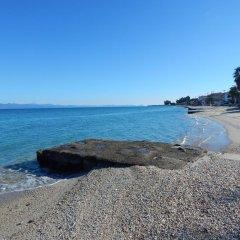 Отель Kripis Studio Pefkohori Греция, Пефкохори - отзывы, цены и фото номеров - забронировать отель Kripis Studio Pefkohori онлайн пляж