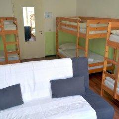 Отель Oskars Absteige Кровать в общем номере с двухъярусной кроватью фото 6