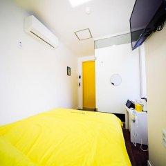 Отель 24 Guesthouse Seoul City Hall 2* Стандартный номер с различными типами кроватей фото 4