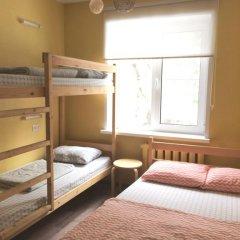 Хостел Квартира 55 Кровать в общем номере с двухъярусной кроватью фото 19