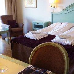 Отель Hotell Refsnes Gods 4* Улучшенный номер с различными типами кроватей фото 4