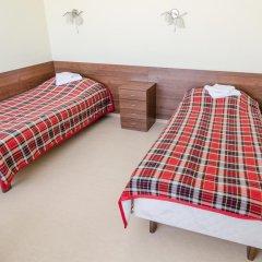 Pulkovo Hotel 2* Стандартный номер с двуспальной кроватью фото 3
