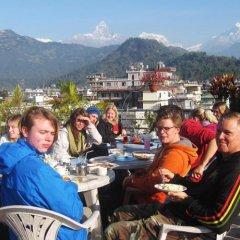 Отель Orchid Непал, Покхара - отзывы, цены и фото номеров - забронировать отель Orchid онлайн фото 8