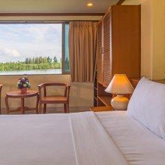 Krabi City Seaview Hotel 2* Номер Делюкс с различными типами кроватей фото 10