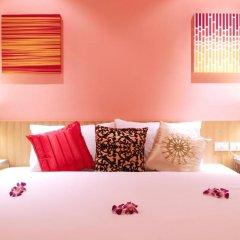 Отель Best Bella Pattaya 4* Номер Делюкс с различными типами кроватей фото 3