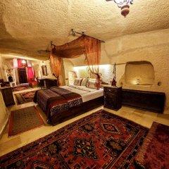 Gamirasu Hotel Cappadocia 5* Люкс с различными типами кроватей фото 21