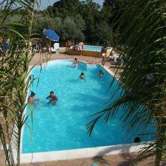 Отель Akramar Village Агридженто бассейн