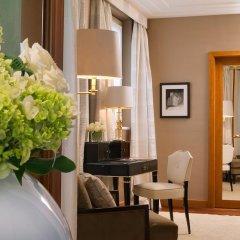 Four Seasons Hotel Milano 5* Люкс с различными типами кроватей фото 19