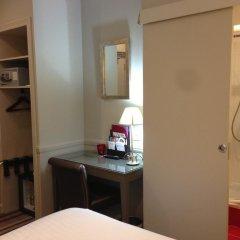 Отель Hôtel des Comédies 3* Стандартный номер с различными типами кроватей фото 3