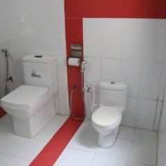 Отель Nippon Villa Beach Resort Хиккадува ванная фото 2