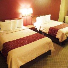 Отель Red Roof Inn Meridian 2* Номер Делюкс с 2 отдельными кроватями фото 2