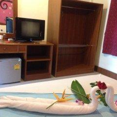 Отель Diamond Home Resort Таиланд, Краби - отзывы, цены и фото номеров - забронировать отель Diamond Home Resort онлайн удобства в номере фото 2