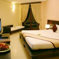 Отель Romana Resort & Spa 4* Номер Делюкс с различными типами кроватей фото 4