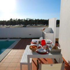 Отель Comporta Villas & Suites балкон