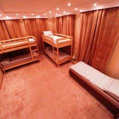 Гостиница Майкоп Сити Кровать в общем номере с двухъярусной кроватью фото 28