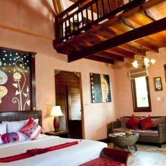 Отель Sandalwood Luxury Villas 5* Вилла с различными типами кроватей фото 8