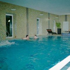 Отель Veronika Hotel Венгрия, Тисауйварош - отзывы, цены и фото номеров - забронировать отель Veronika Hotel онлайн бассейн фото 2