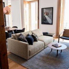 Апартаменты Flora Chiado Apartments Лиссабон комната для гостей фото 2