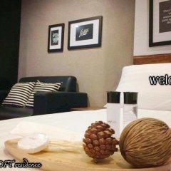 Отель My loft residence 3* Студия с различными типами кроватей фото 6