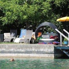 Hotel Zimmerbräu бассейн