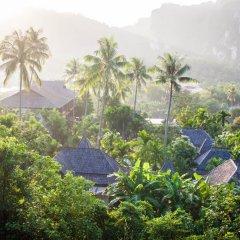 Отель Ao Nang Phu Pi Maan Resort & Spa 4* Номер Делюкс с различными типами кроватей фото 6
