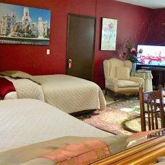 Отель Dickinson Guest House 3* Стандартный номер с различными типами кроватей фото 46