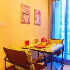 Отель The Base Pattaya by Smart Delight Паттайя в номере